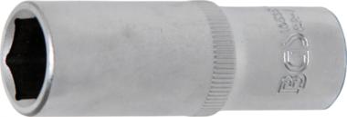 Dopsleutel zeskant diep 10 mm (3/8) 15 mm