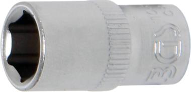 Dop, Hexagon 6,3 mm (1/4) aandrijving 7/16