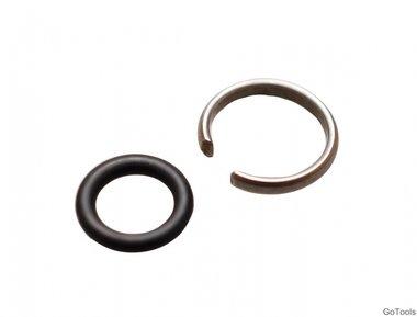 Bgs Technic Keerring  O-ring voor slagmoersleutel, 12,5 mm (1/2)