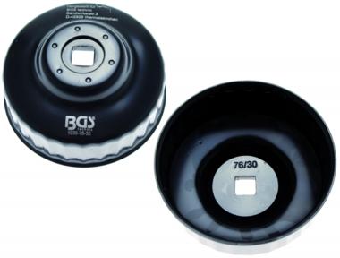 Bgs Technic Oliefiltersleutel 30-kant diameter 76 mm voor Ford motorkracht