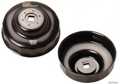 Bgs Technic Oliefiltersleutel 15-kant diameter 90 mm voor Honda, Mazda, Nissan, Subaru, Toyota