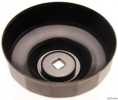 Bgs Technic Oliefiltersleutel 15-kant diameter 95 mm