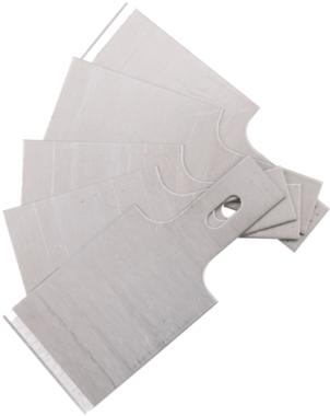 Reserveschraperbladen set voor BGS 364, 0,6 x 20 mm 5 stuks