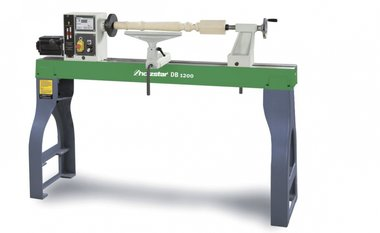 Houtdraaibank - vario - 460x1185 mm