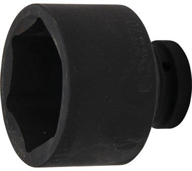 Bgs Technic 1 Inch Duim krachtdop 70 mm 6kant