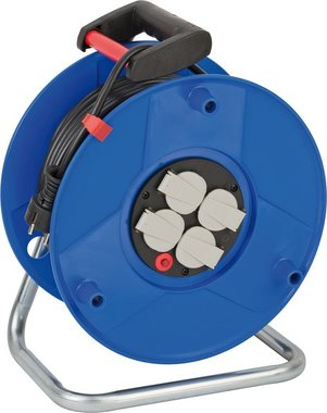Garant kabelhaspel 50m H05VV-F 3G1,5