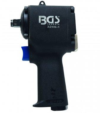 Bgs Technic 1/2 Air Slagmoersleutel, extra kort 98 mm