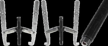 Puller, omkeerbare Twin been, 400 mm