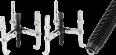 Puller, omkeerbare Triple been, 150 mm