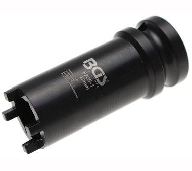 Bgs Technic Kroonmoersleutel buiten 22 mm KM0