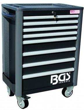 Bgs Technic Gereedschapwagen, 8 laden leeg
