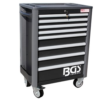 Bgs Technic Werkplaatswagen Profi Exclusive met 259 delig gereedschap