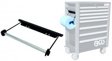 Bgs Technic Papierrolhouder voor Workshop Trolley PRO BGS 4111