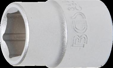 Dop, Hexagon 20 mm (3/4) aandrijving 23 mm