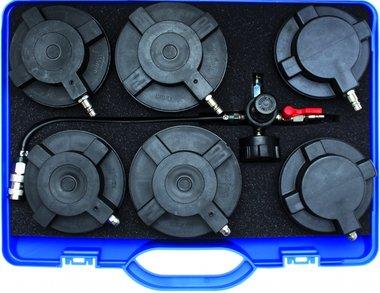 Bgs Technic Turbocharger System Test Set voor vrachtwagens