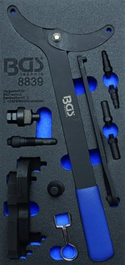 Bgs Technic Motor Timing Tool Set voor VAG 2.0 / 3.0 TFSI