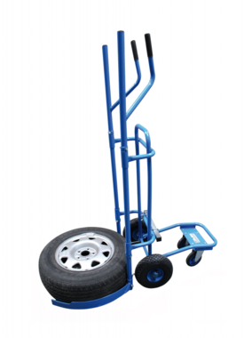 Banden-tansportwagen 200 kg