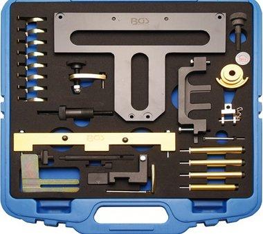 Bgs Technic Motorafstelset voor BMW benzine 26-dlg