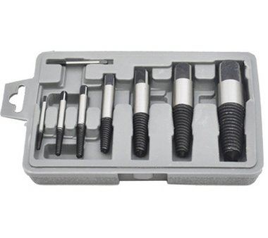 8-delige Schroef Extractor Set