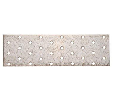 Stalen plaat met gaten, 200 x 60 mm