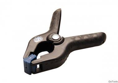 Bgs Technic Lijmtang / veerklem, ABS, 100 mm