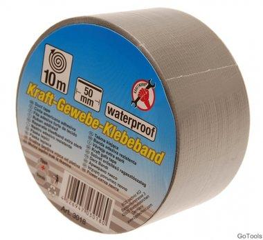 Bgs Technic DUCT tape, 50 mm x 10 m, zilvergrijs