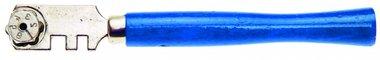 Glassnijder, 130 mm, 3-4 mm dikte