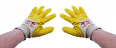 Handschoenen, nitril