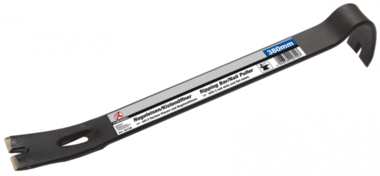 Rippen bar / nail puller, plat