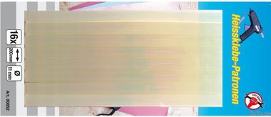 Lijm sticks, 16 stuks, 11x200 mm