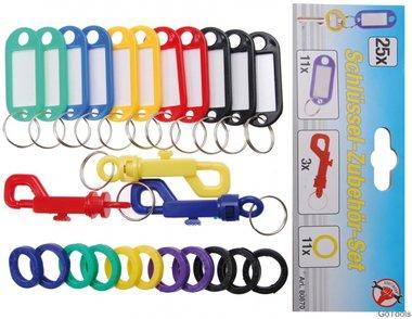 Key accessoire set