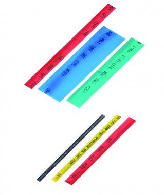 90-delige Shrink Tubing assortiment, gekleurde