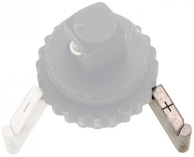 Vervanging Locking Plate + voor momentsleutel BGS 965
