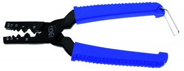 Bgs Technic Krimptang voor adereindhuls, tot 16 mm
