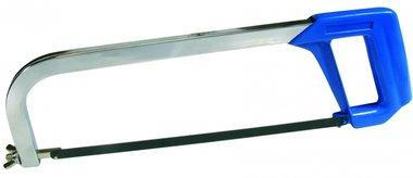 Bgs Technic Expert metaalzaagbeugel, Tubular Vierkant Frame, incl. 300 mm HSS-Hacksaw Blade