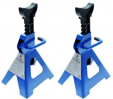 Bgs Technic 1 Paar Jack Stands, 3T / pair, 285-420 mm