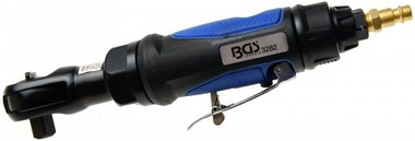 Bgs Technic Air Ratchet Wrench, 1/2