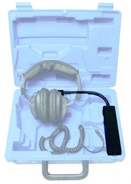 Bgs Technic Microfoon hoofdapparaat voor BGS 3530
