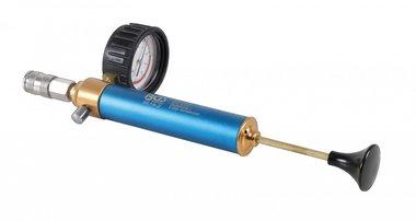 Bgs Technic Afperspomp met manometer voor BGS 8514
