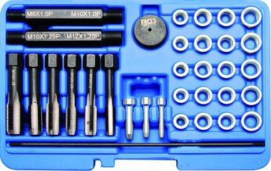 Repair Kit voor gloeibougies Threads, 33 stuks.