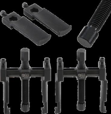 Bgs Technic Wiper-Puller met 4 Puller Benen, van Art 65700-1