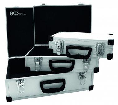 Aluminium kofferset 3-dlg