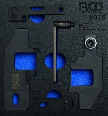 Bgs Technic Tijdafstelgereedschap, set voor Peugeot / Citroen 1,0 / 1,2 Vti