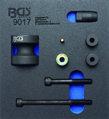 Bgs Technic Injector Extractor Set voor BMW directe benzine-inspuiting