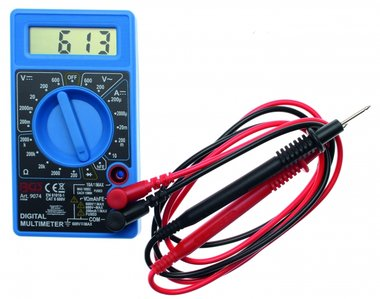 Bgs Technic Digitale multimeter, 3 1/2 Digit