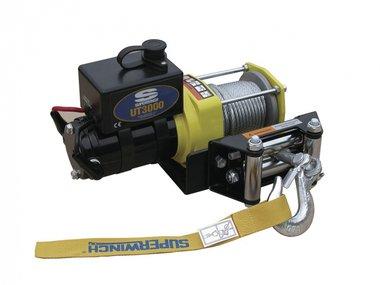 Ut3000 elektrische lier 12v dc atv 8,90 kg
