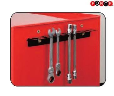Sleutel houder voor Practical gereedschapwagen