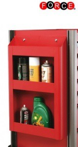 Flessenhouder voor Practical gereedschapwagen