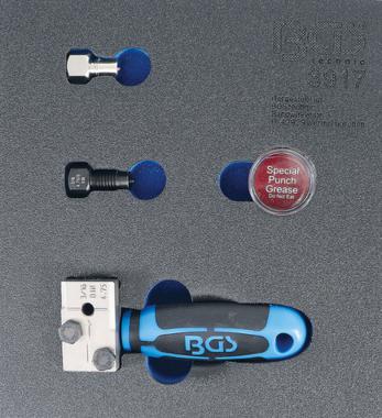 Bgs Technic Automotive Felsapparaat, 4,75 mm