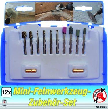 12-delige High Precision Drill Set